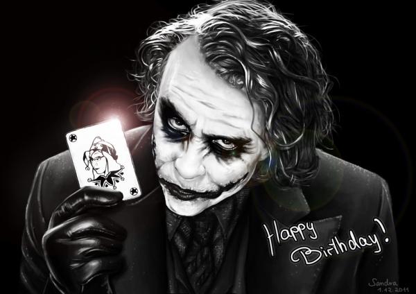 Joker par Sadako-xD